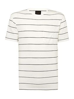 Ted Stripe Tee