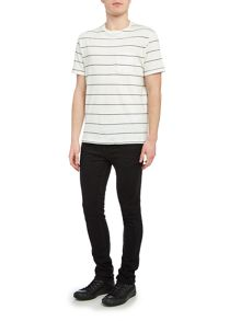 Label Lab Ted Stripe Tee