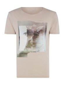 Label Lab Moth Fade Graphic Tee