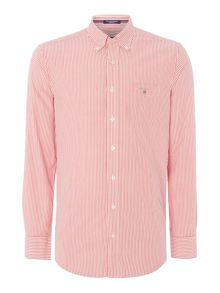 Gant Long Sleeve Stripe Shirt