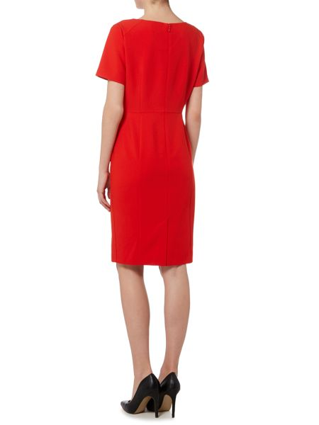 Linea Neck detail dress