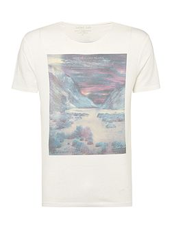 Desert Valley Graphic Tee
