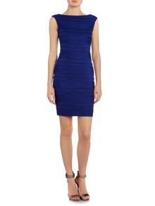 Lipsy Michelle Keegan Ripple Bodycon Dress