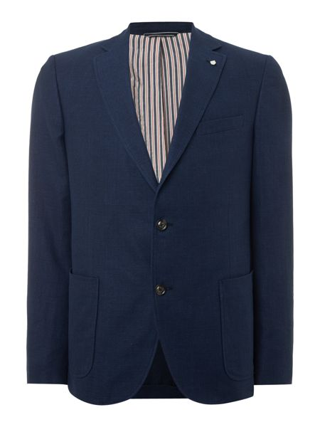 Gant Button Through Blazer