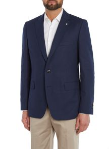 Gant Comfort Fit Button Through Blazer