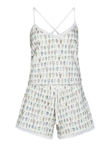 Therapy Ice Cream Playsuit