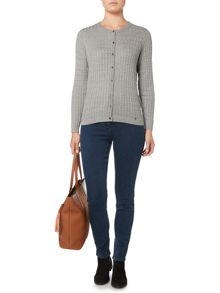 Dickins & Jones Claire Cable Knit Cardigan