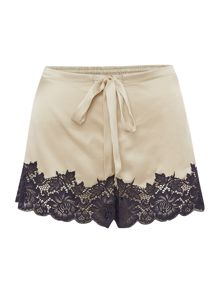 Ginia Ginia shorts with lace