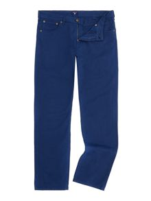 Gant Straight Leg Micro Twill Trousers