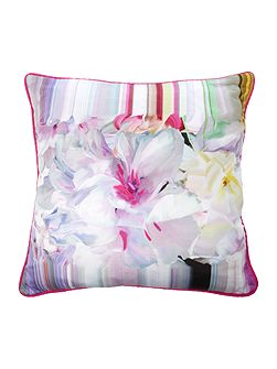 Hanging Gardens Feather Cushion