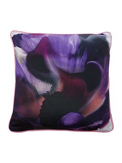Cosmic Feather Cushion