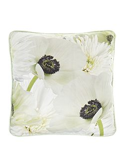 Pearly petal co-ordinating cushion