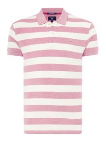 Gant Striped Polo Shirt Regular Fit