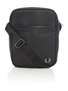 Fred Perry Scotchgrain side bag