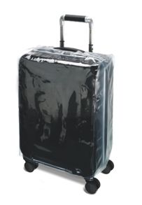 Luggage skin small protective suitcase cover