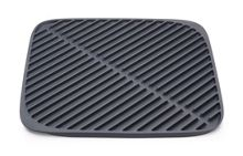 Joseph Joseph Flume draining mat Small - Grey