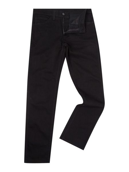 Levi's Line 8 511 slim fit black jeans