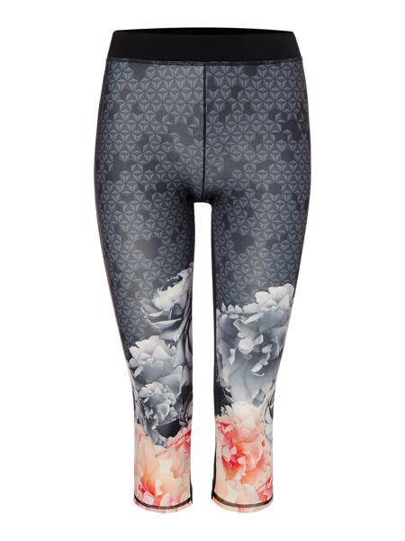 Ted Baker Monorose Border Crop Legging