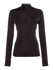 Ted Baker Monorose Cube Sports Top