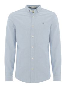 Original Penguin Long Sleeve straight up oxford shirt