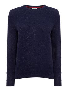 Dickins & Jones Sparkle French Knot Jumper