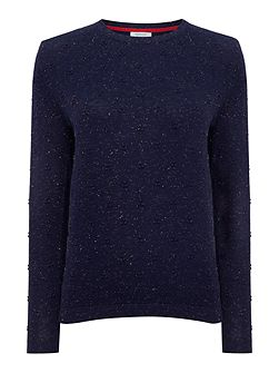 Sparkle French Knot Jumper