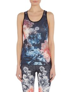 Ted Baker Monorose Cube Sports Bra Top