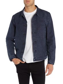 Levi's Line 8 sidewalk trucker denim jacket