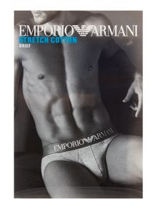 Emporio Armani Large logo boxer brief