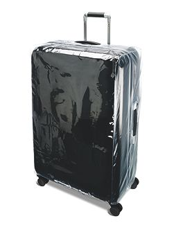 Luggage skin large protective suitcase cover