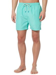 Oiler & Boiler Original mid length swim shorts
