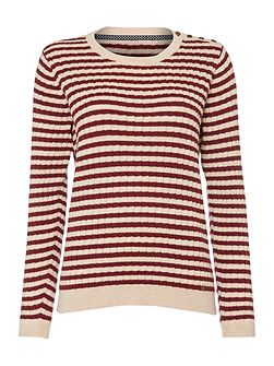 Claire Cable Knit Jumper