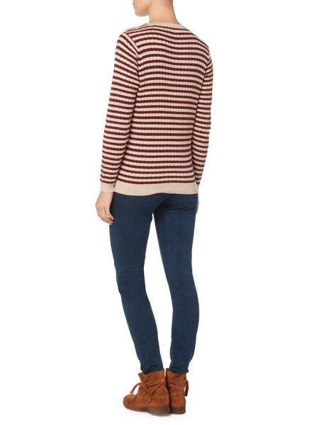 Dickins & Jones Claire Cable Knit Jumper