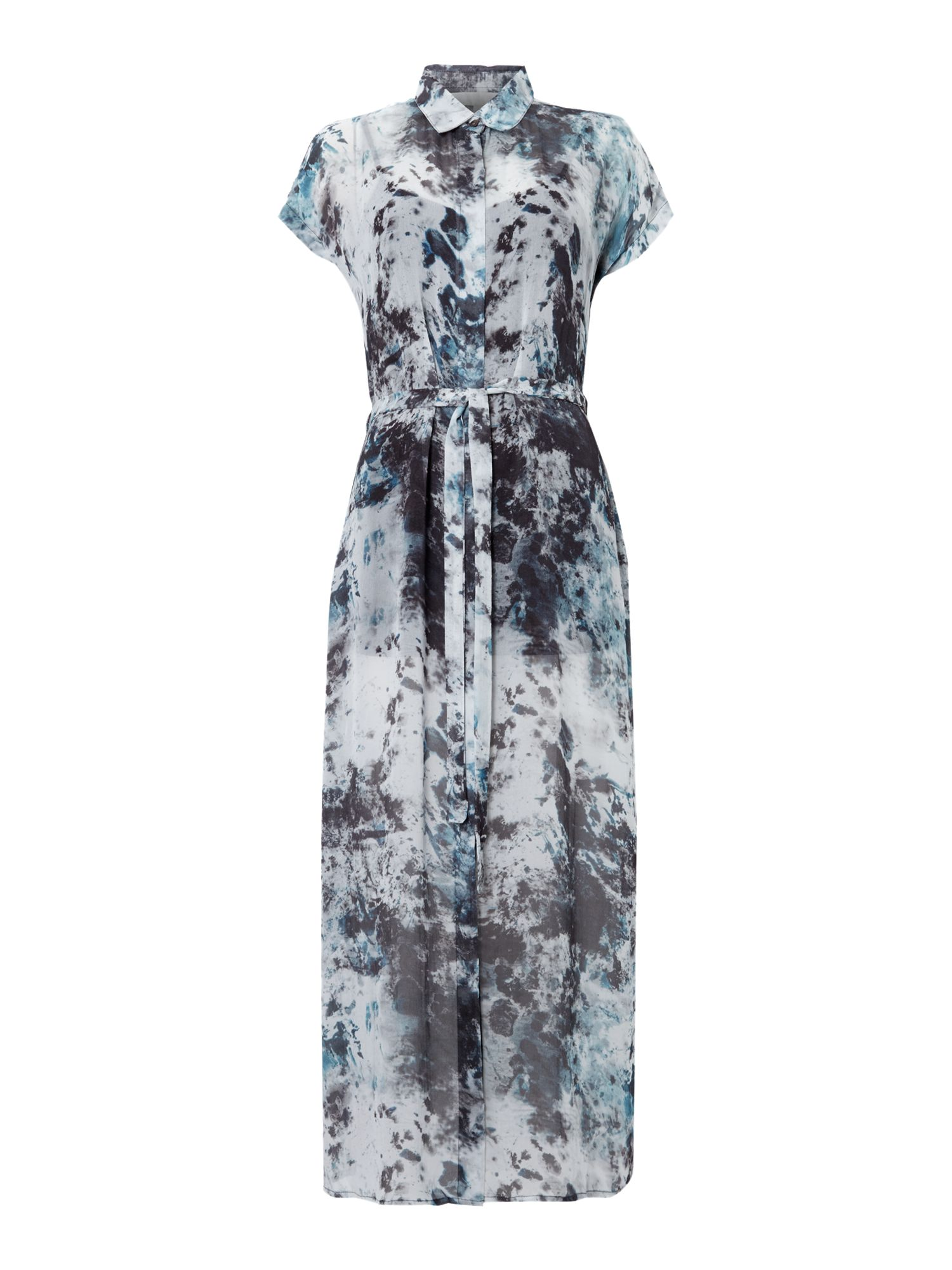 Gray & Willow Gray & Willow Kivi print maxi tunic, Multi-Coloured