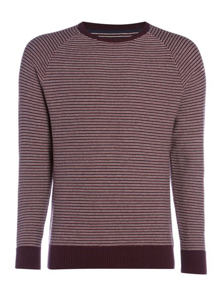 Criminal Jensen Stripe Jumper