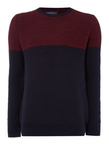Criminal Jayden Yoke Panel Jumper