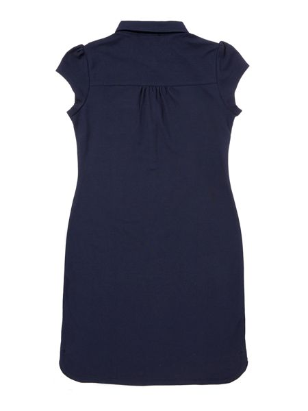 Hugo Boss Girls Cotton Dress