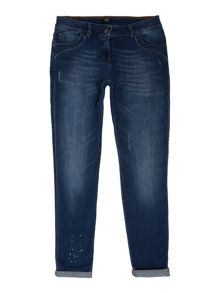 Hugo Boss Girls Denim Trousers