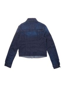 Hugo Boss Girls Denim Jacket