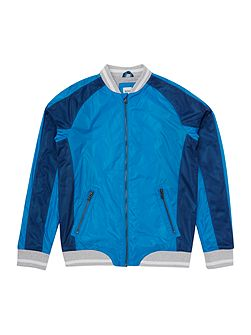 Boys Raglan Sleeved Jacket