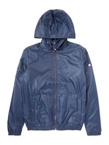 Hugo Boss Boys Removable Hood Jacket