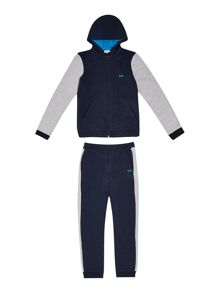 Hugo Boss Boys Tracksuit Set