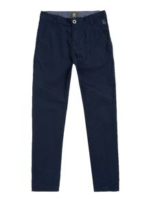 Boys Organic cotton chino trousers
