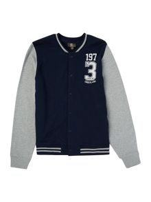 Timberland Boys Teddy fit cardigan