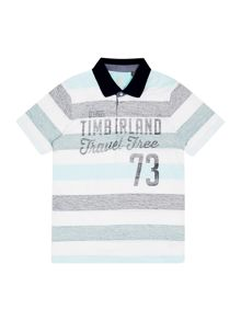 Timberland Boys Striped polo shirt