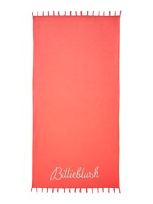 Billieblush Girls Terrycloth Towel