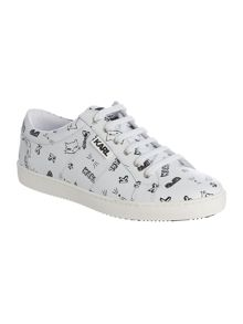 Karl Lagerfeld Girls Low-cut sneakers