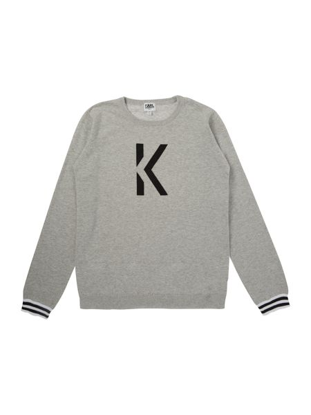 Karl Lagerfeld Boys Knitted sweater