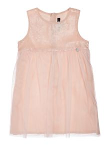DKNY Baby girls Sleeveless tulle dress