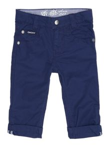 DKNY Baby boys Twill trousers